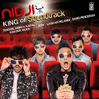Nidji - King Of Sountrack (2014)