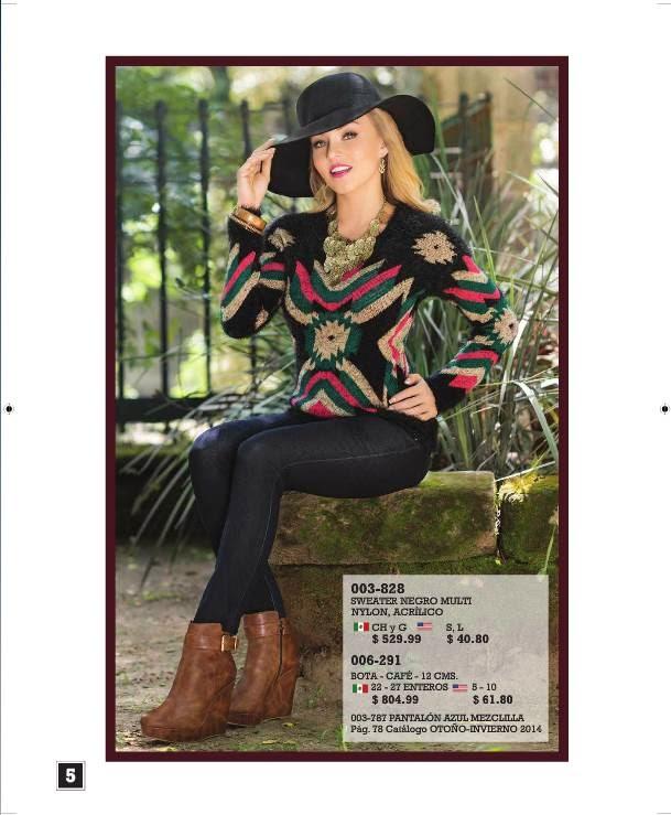 Sweater de Invierno 2014 MT