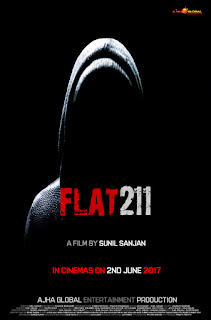Flat 211 (2017) Hindi Movie HDRip | 720p | 480p