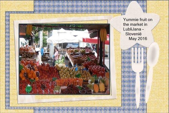 Yummie fruit - LubliJana - May 2016
