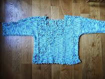 Gehaakte / gebreide trui