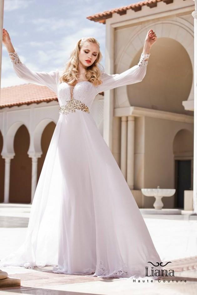 Divinos vestidos de novias   Colección Liana Haute Couture