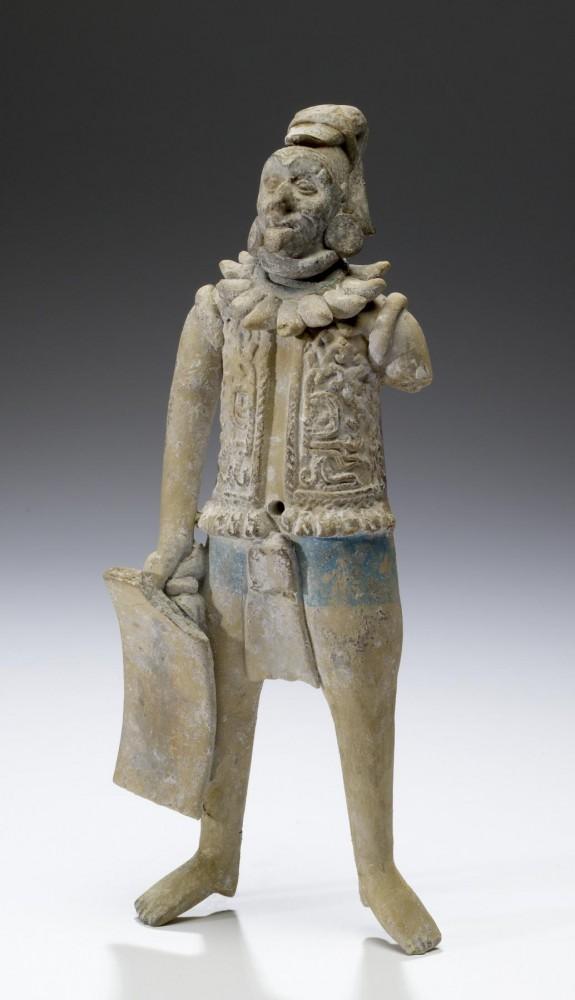 Mayan Ceramics Jaina Island Figures