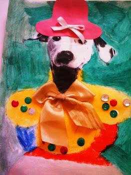 Lady Dog,Rafaella 10 anos