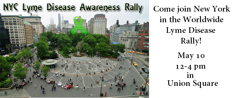 New York City Worldwide Lyme Disease Awareness Campaign