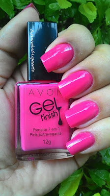 Avon Gel Finish