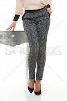 Pantaloni LaDonna Certain Trend Black (LaDonna)