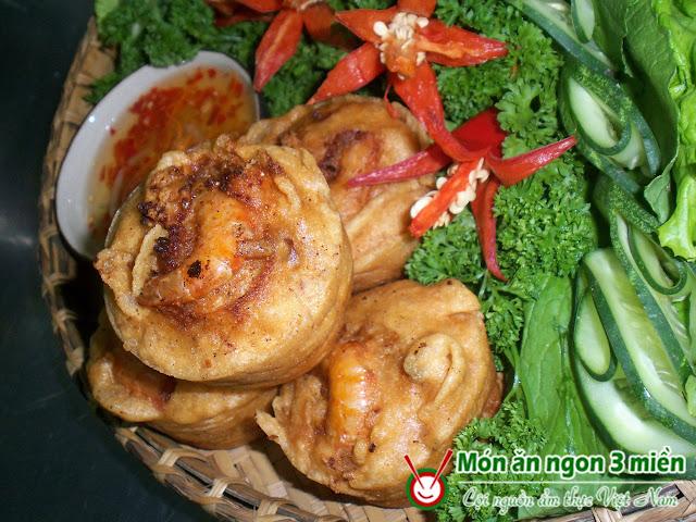 dac san banh cong Bánh cóng   đặc sản Sóc Trăng