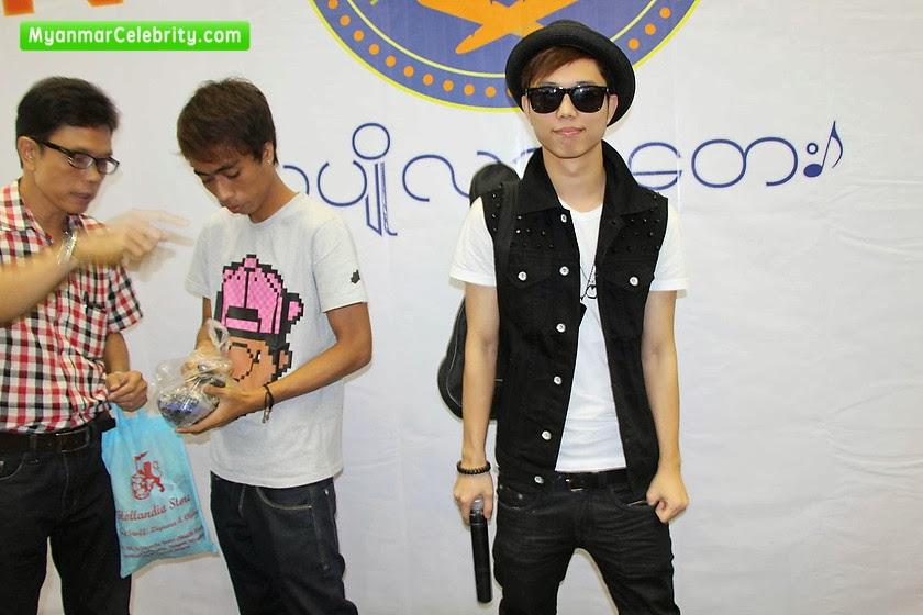 "Bunny Phyoe's ""Lu Pyo Lae Tay"" Solo Album Promotion"