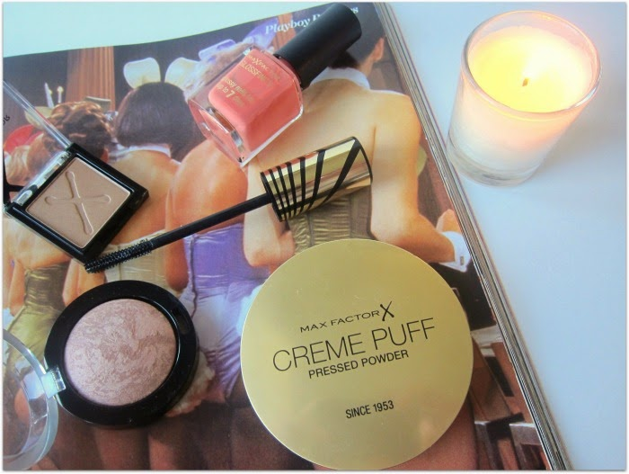 Max Factor Favourite Beauty Products