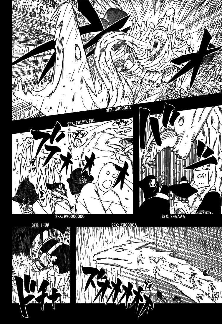 Naruto chap 447 Trang 10 - Mangak.info