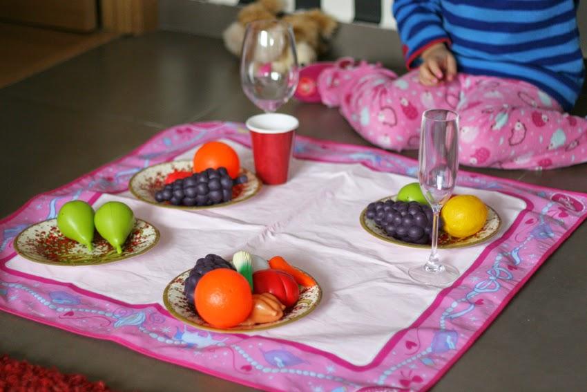picnic navideño con Elegance Party en Decorar en familia2