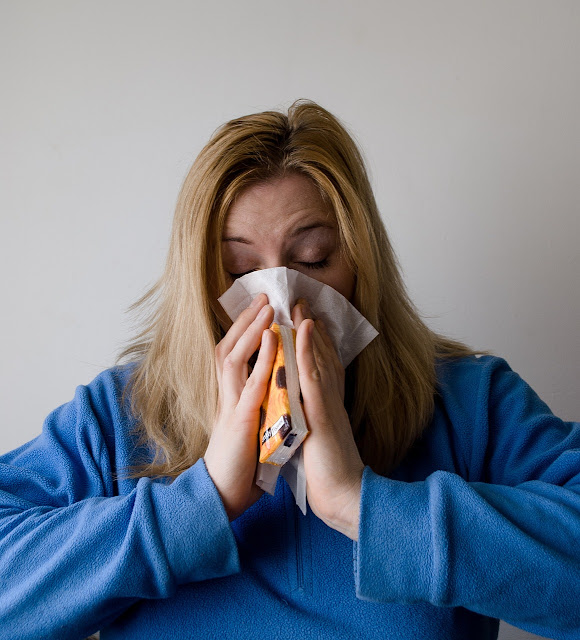 علاج الانفلونزا بالاعشاب