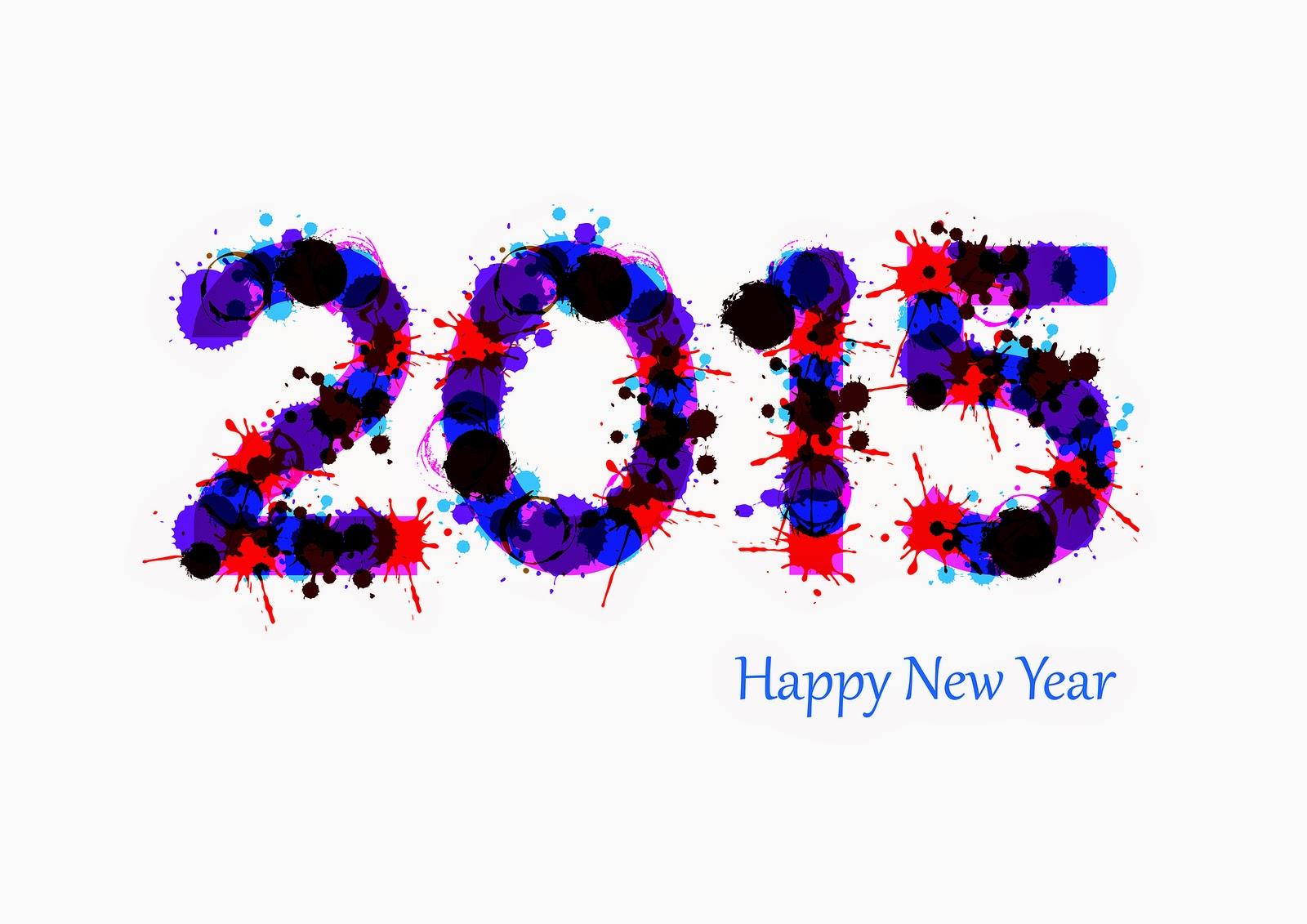 new year wallpaper 2015