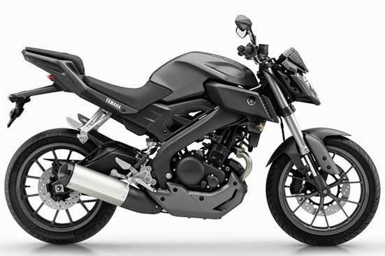Motor sport Yamaha MT-125