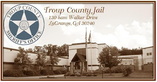 County Sheriff's Office: Arrests and Bookings at the Troup County Jail