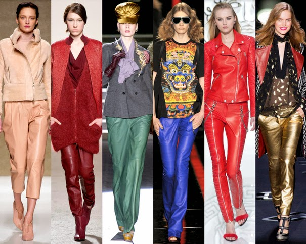 Color-Leather-Pants-imprescindibles-Pantalones-de-Piel-Otoño-Invierno2013-2014-godustyle