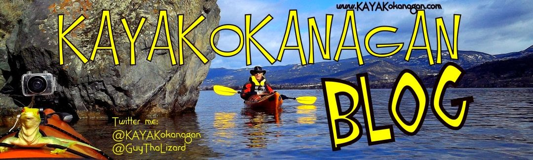 www KAYAKOKANAGAN com ( #Kayaking #Okanagan #BLOG )