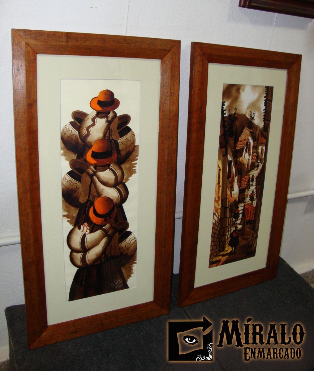 Marcos y cuadros taller de enmarcado share the knownledge - Enmarcado de cuadros ...