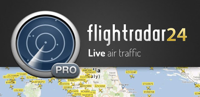 Flightradar24 Pro v3.6.4 build 3641 APK