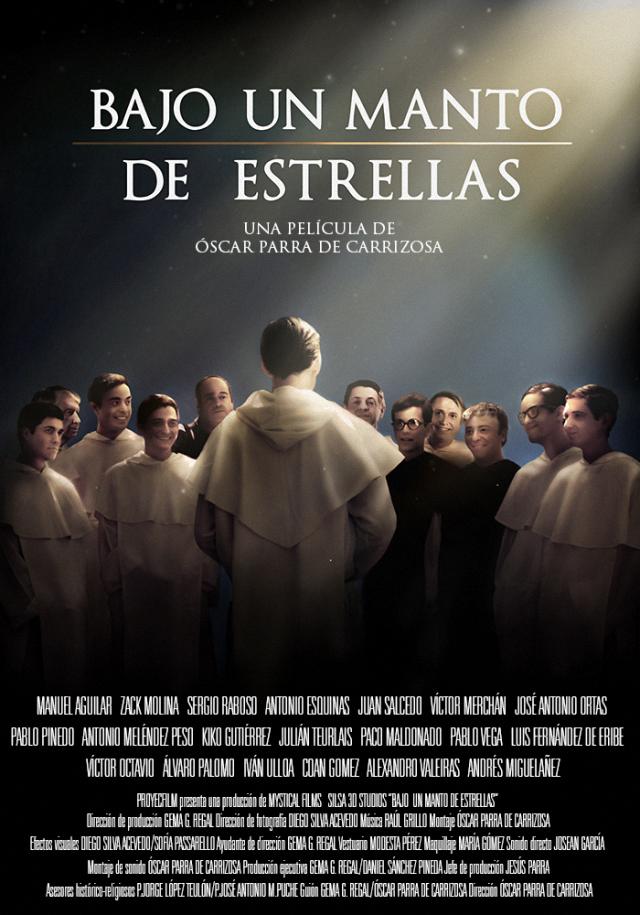 La película Bajo un manto de estrellas
