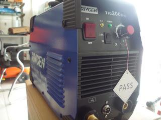 Hình ảnh  máy hàn Rivcen tig 200S