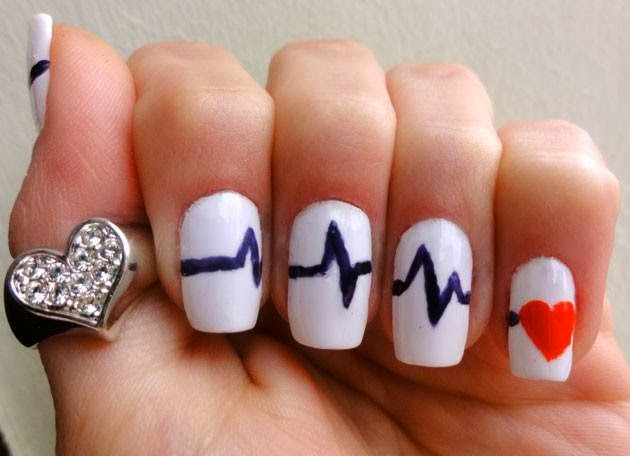 Imagenes de uñas decoradas 2015 con esmalte : Uñas Decoradas ...