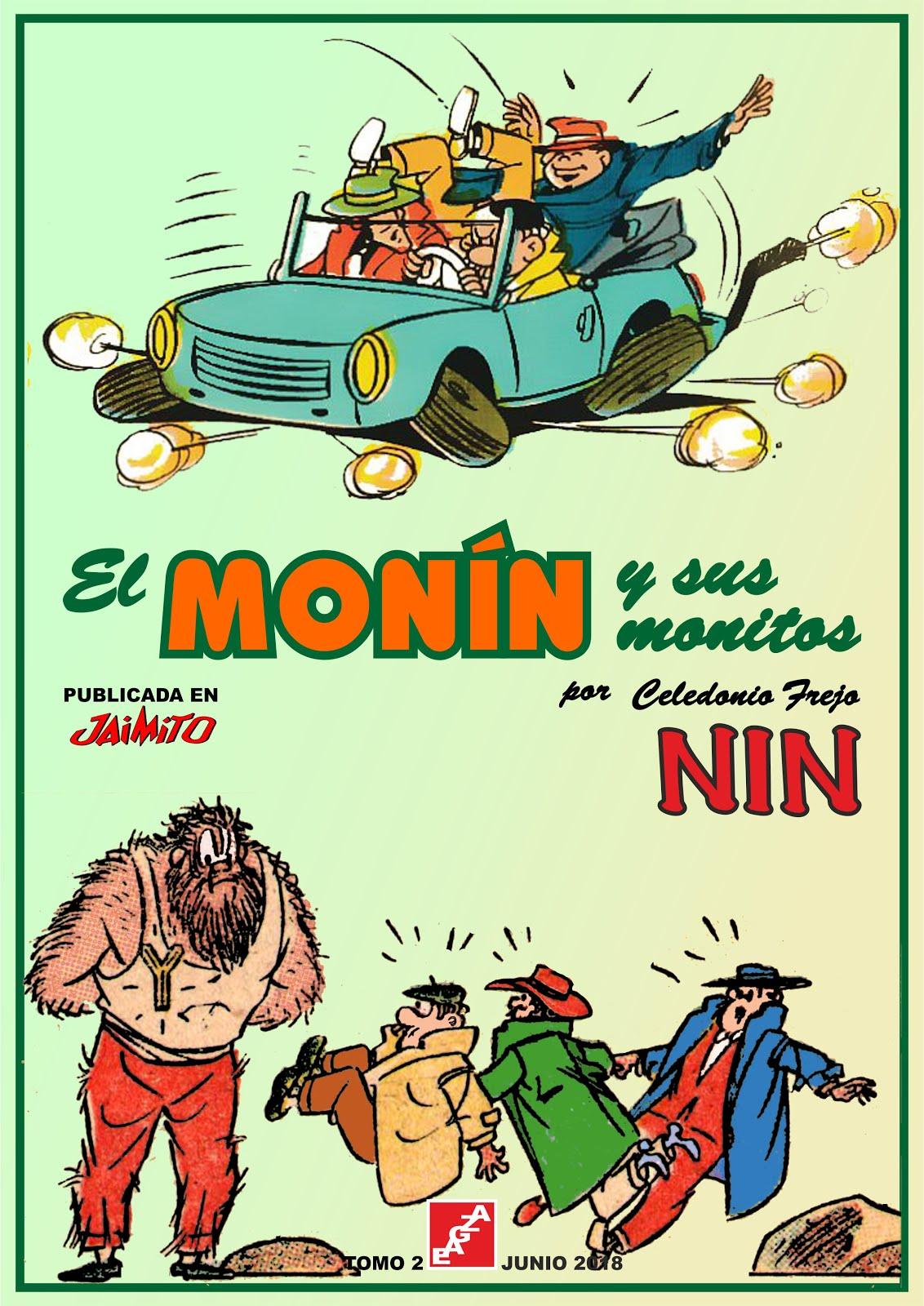 El Monín y su pandilla - Tomos 01-02 - Celedonio Frejo NIN
