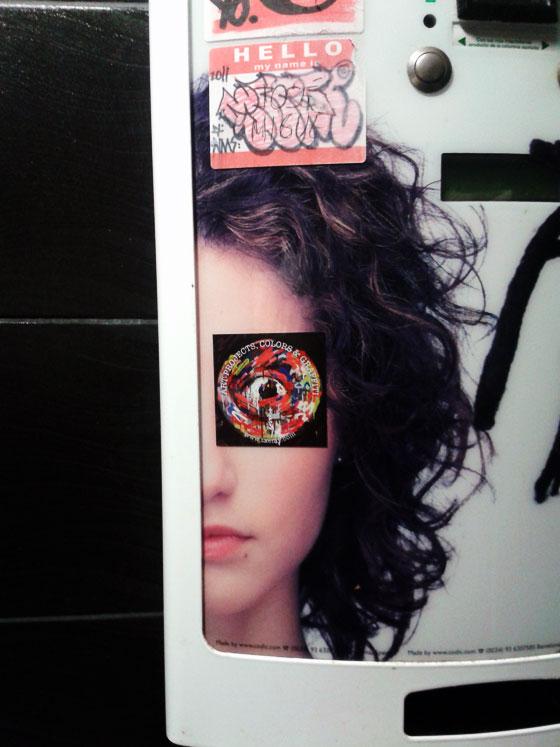 txemy stiker 2012