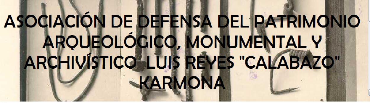 """Asociación de Defensa del Patrimonio Reyes """"Calabazo"""""""