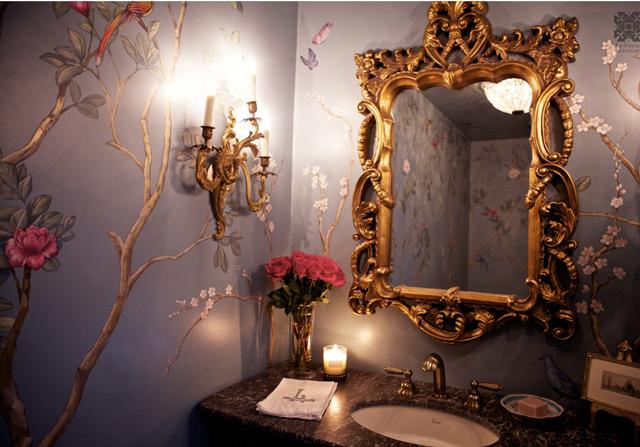 Tiny Powder Room Bathroom Designs