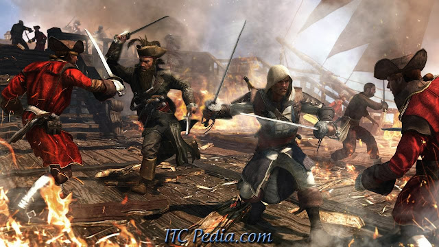 [ITC Pedia.com] [MULTI] ASSASSINS CREED IV BLACK FLAG - RELOADED