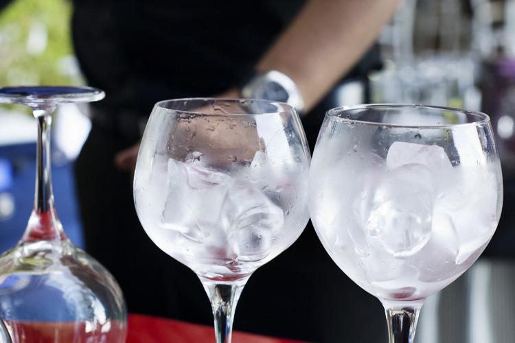 como preparar un gin tonic