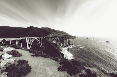 Bixby Bridge, Santa Barbara, California
