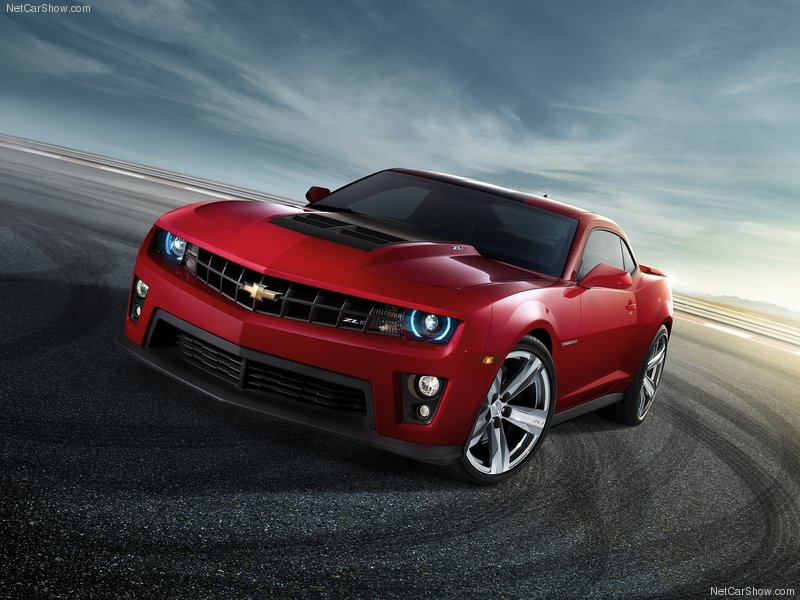 2012 Chevrolet Camaro ZL1 V-8 Supercharged