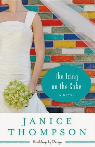 The Icing on the Cake {Janice Thompson} | #bookreview #WeddingsByDesign #bookblog