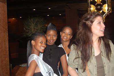 Miss Universe Botswana 2011 Larona Motlatsi Kgabo