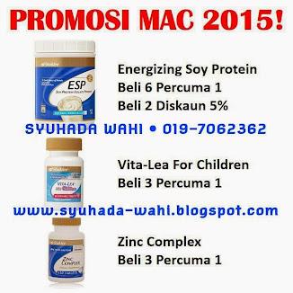 PROMOSI 1-28 MAC 2015 SHJ!!