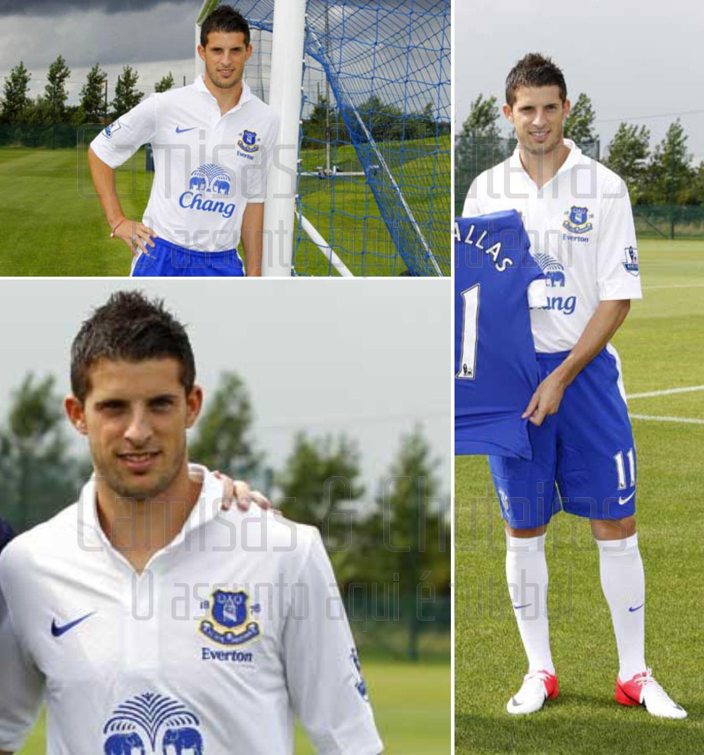 Everton 3e shirt