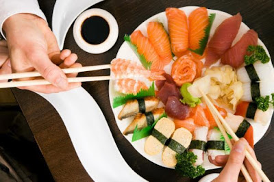 Japanese Diet: healthy oriental food to lose weight