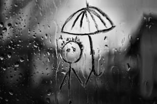 rain, emotions