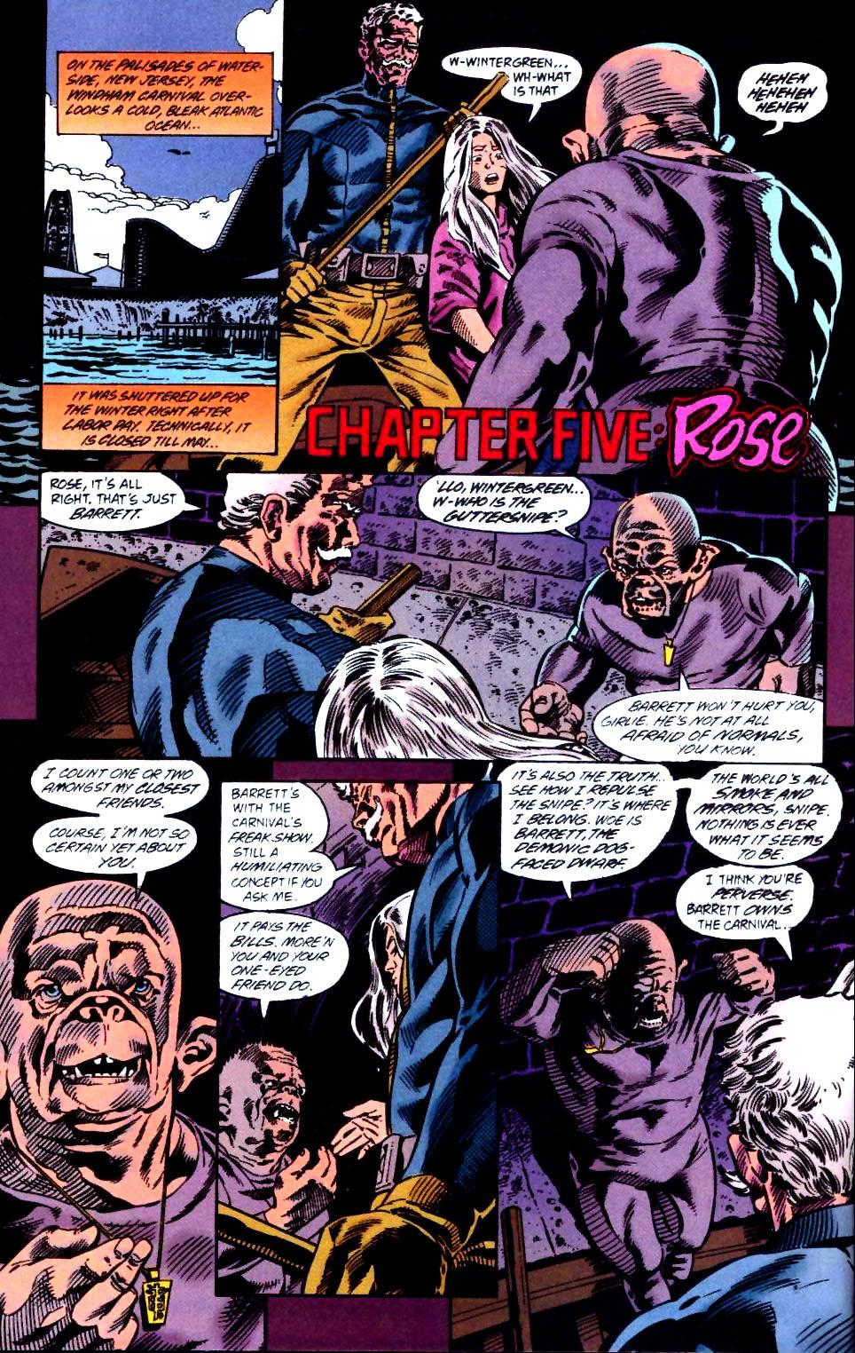 Deathstroke (1991) Issue #47 #52 - English 11