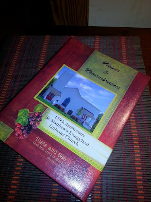 Recipes and Remembrances