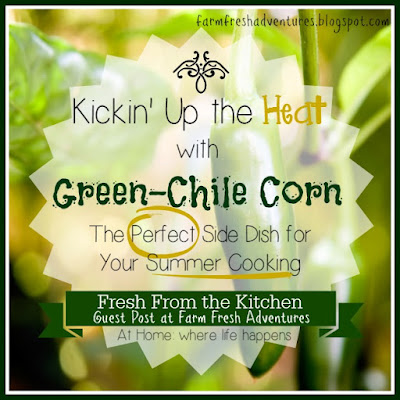 Green Chile Corn Recipe