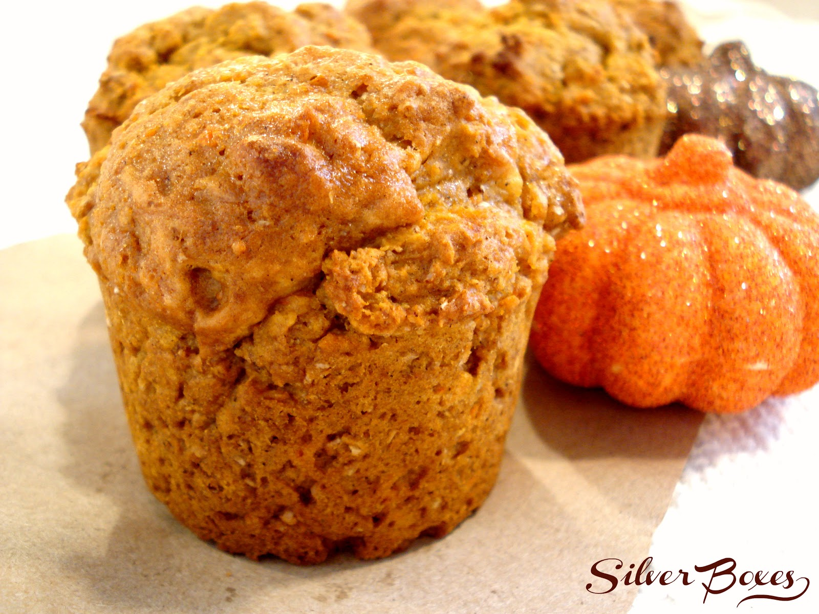 Pumpkin-Spice Muffins Recipe — Dishmaps