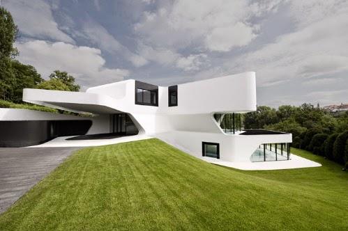 kumpulan desain arsitektur rumah modern | omah sobo
