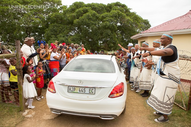 Unprecedented Pictures Bandise Zintle S Traditional Xhosa Wedding