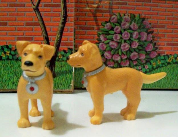 Mattel Mystery Squad Kenzie's dog