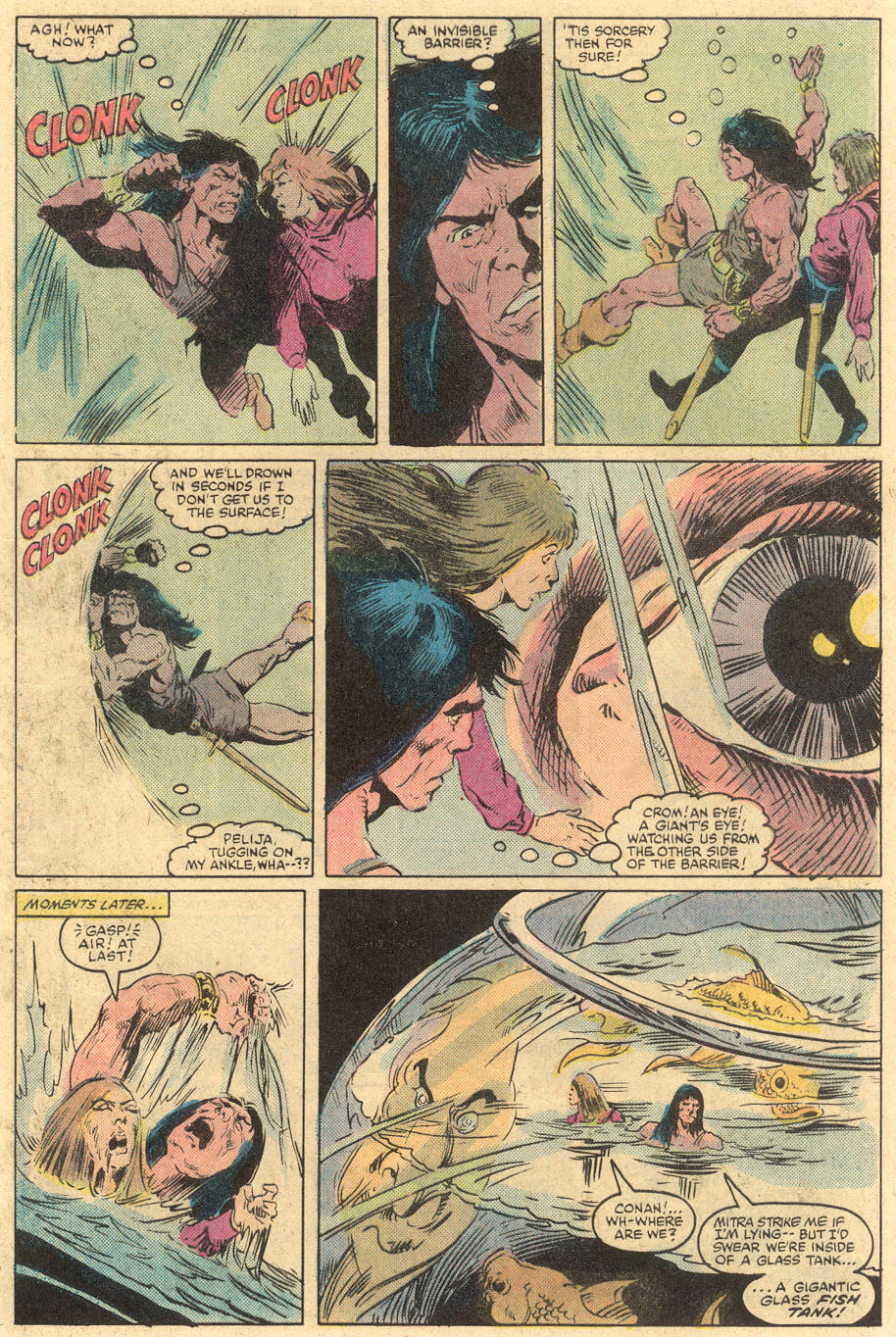 Conan the Barbarian (1970) Issue #138 #150 - English 7