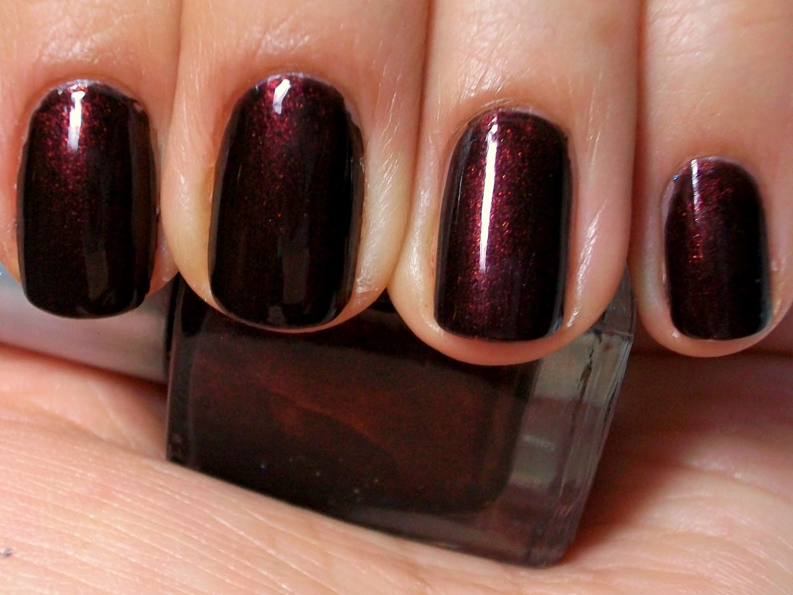 Viva Polish!: Reds, Berries, & Glitter - Oh My! featuring Cult Nails ...